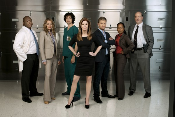 Body of Proof - cast