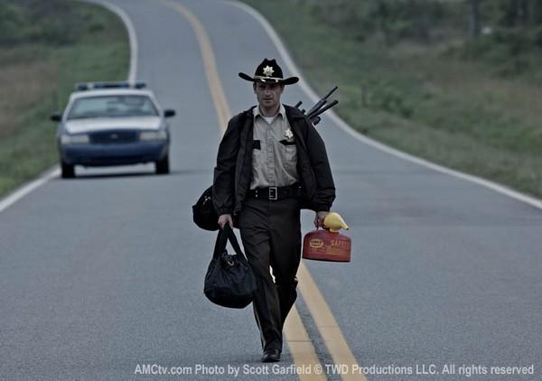 The Walking Dead 1.01