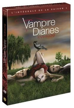 Vampire Diaries DVD saison 1