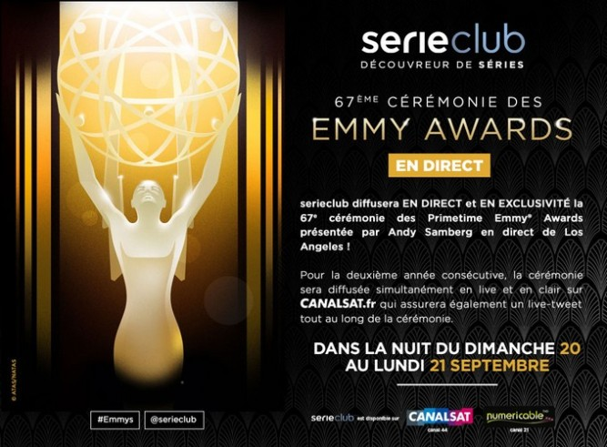 Emmy awards série club