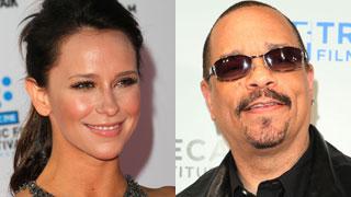 Jennifer Love Hewiit et Ice-T