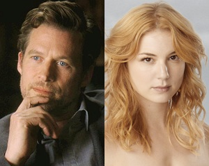James Tupper et Emily VanCamp