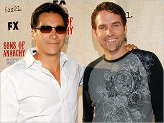 Benito Martinez et David Rees Snell