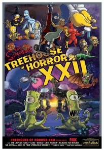 Les Simpson - Treehouse of Horror