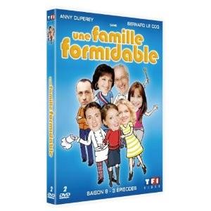 Une famille formidable saison 9 DVD