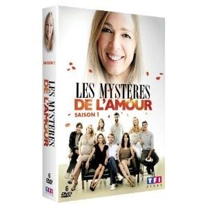 Les mystères de l'amour - DVD
