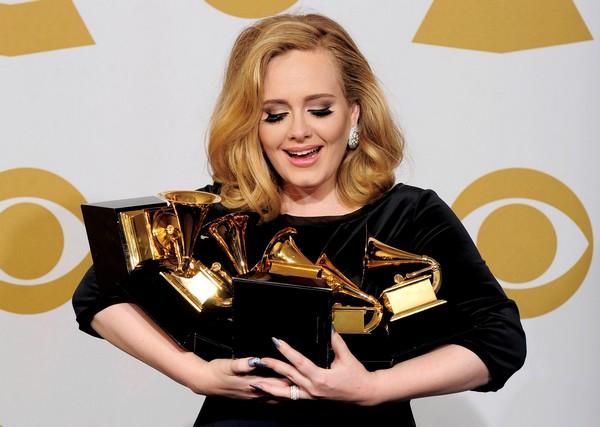 Adele - Grammy Awards 2012