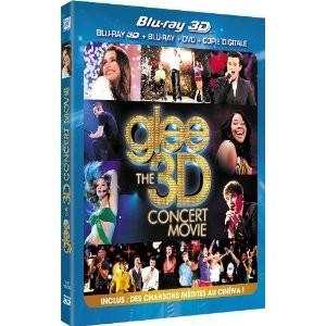 Glee 3D Blu-ray