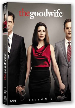The Good Wife saison 2 DVD