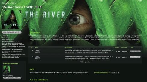 The River sur iTunes