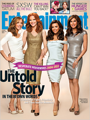 Entertainment Weekly - Desperate Housewives