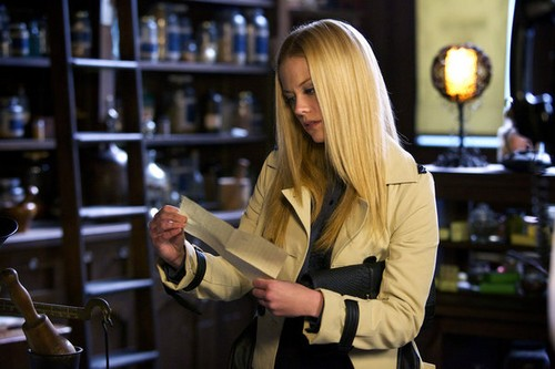 Claire Coffee - Grimm