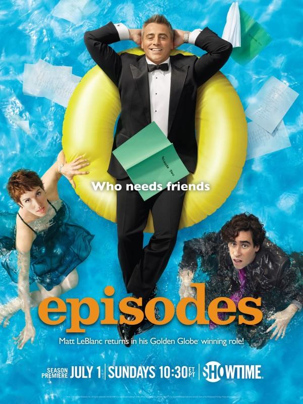 Episodes - saison 2 - affiche promo