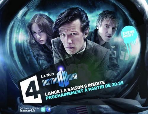 La nuit Dr Who
