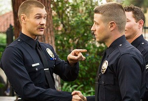Chad Michael Murray et Ben McKenzie