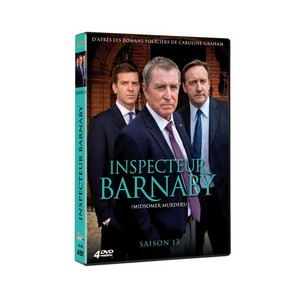 Les sorties DVD - Page 12 Barnaby