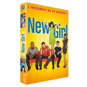 Les sorties DVD - Page 13 New-girl