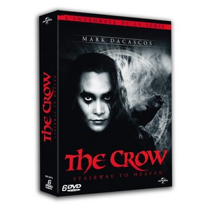 Les sorties DVD - Page 13 The-crow