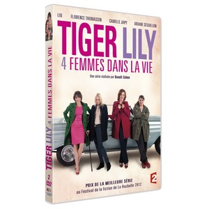 Les sorties DVD - Page 13 Tiger-lily