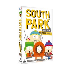 Les sorties DVD - Page 13 South-park