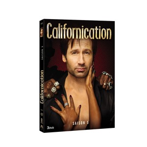 Les sorties DVD - Page 13 Californication