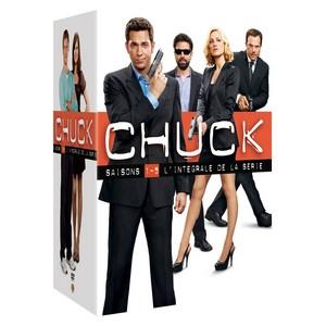 Chuck intégrale DVD
