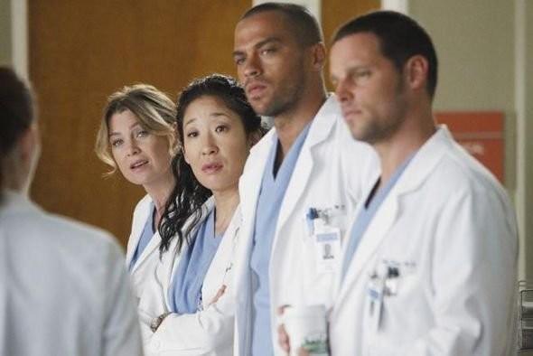 Grey's Anatomy saison 8 TF1