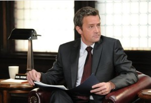 Matthew Perry dans The Good Wife