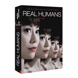 Real Humans DVD
