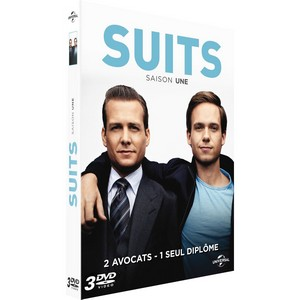 Les sorties DVD - Page 14 Suits1