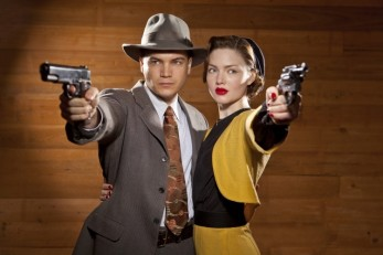 Bonnie & Clyde photo 2