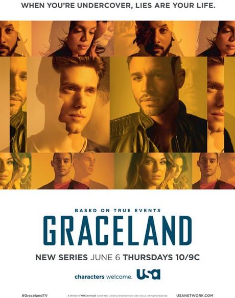 Graceland poster promo