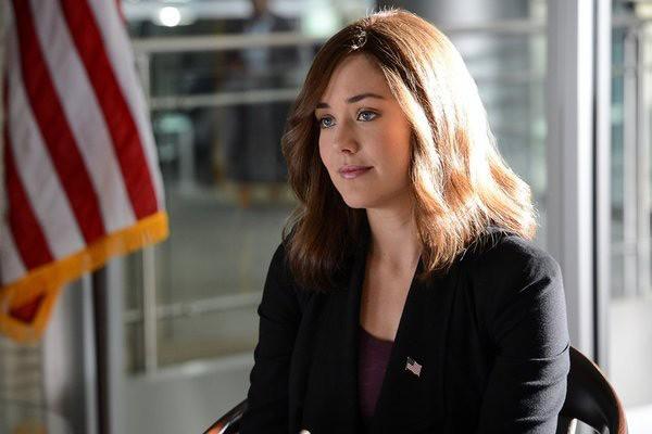 Megan Boone dans The Blacklist