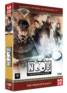 Les sorties DVD - Page 14 Noob
