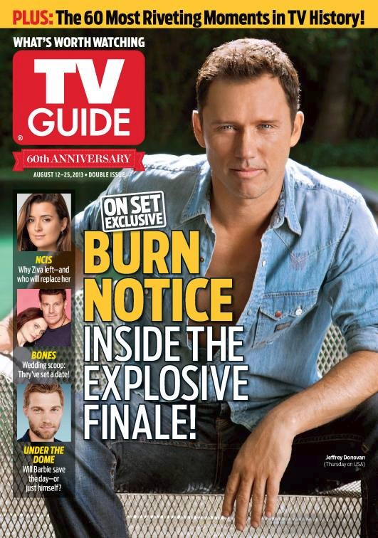 Burn Notice TV Guide