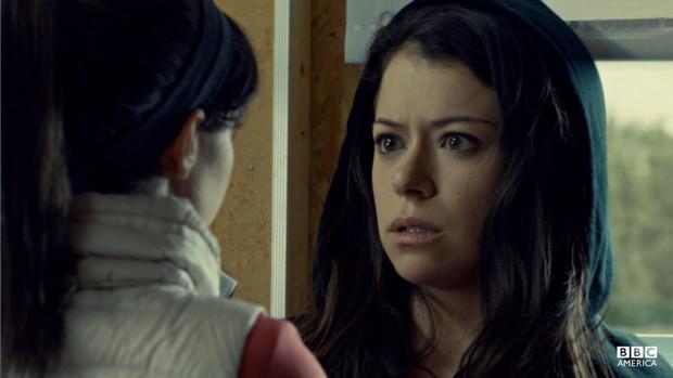 Tatiana Maslany dans Orphan Black
