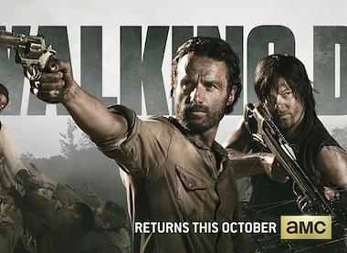 The Walking Dead saison 4min