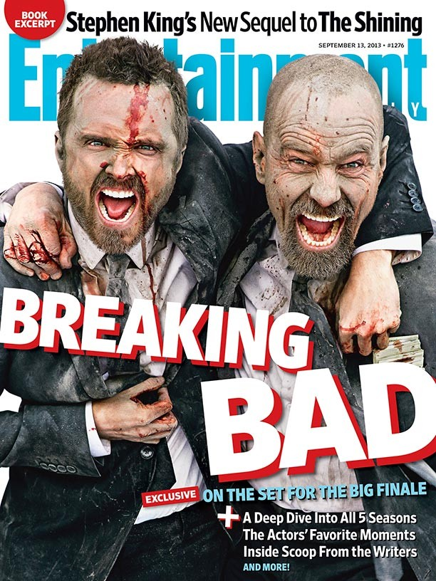 Breaking Bad cover EW