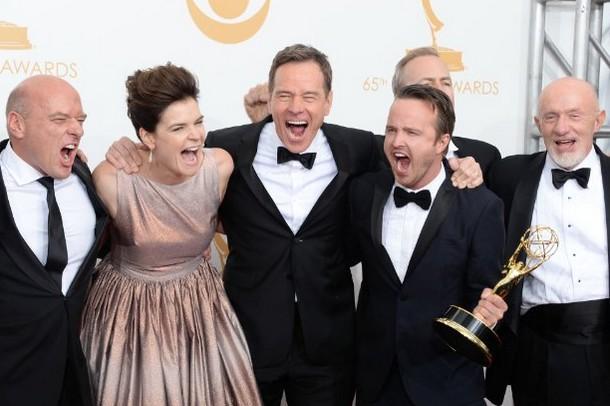 Breaking Bad Emmy awards 2013