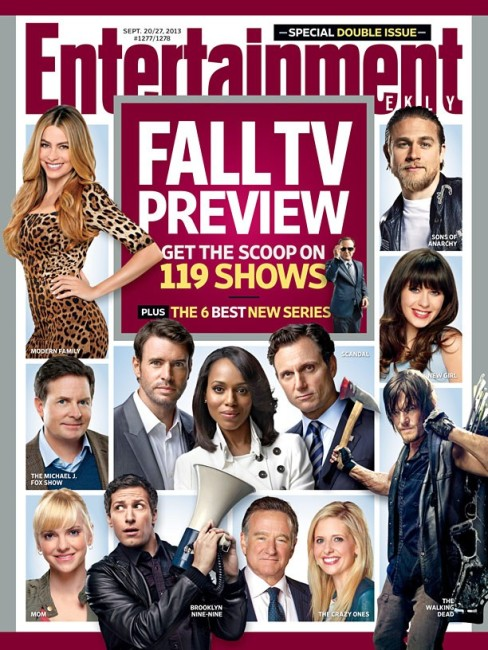 EW Fall preview tv