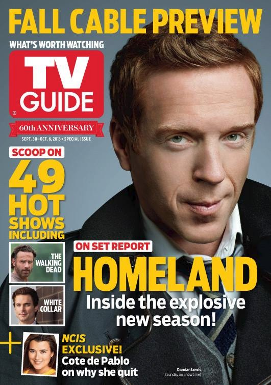 TV Guide Homeland