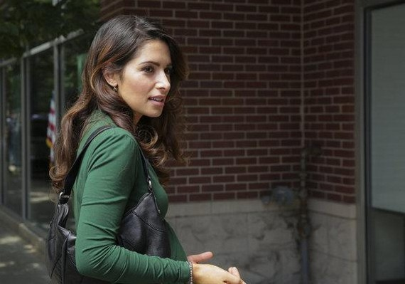 Sarah Shahi - Chicago Fire