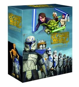 Star Wars The Clone Wars intégrale