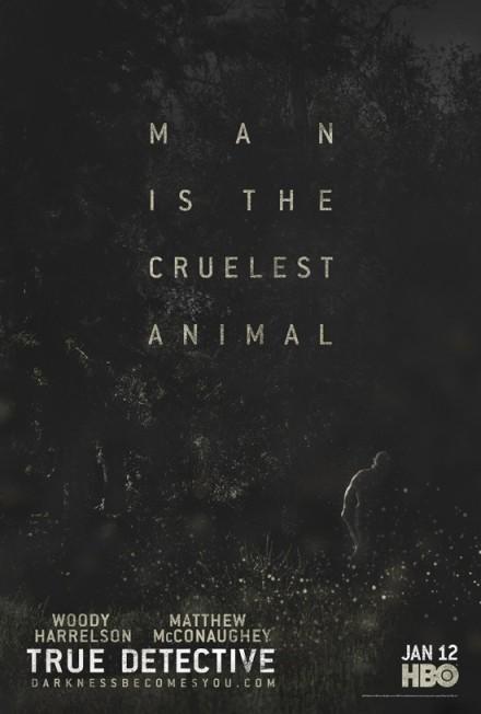 True Detective poster promo