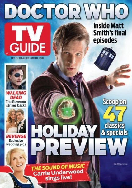 Doctor Who TV Guide