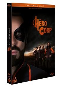 Hero Corp saison 3 DVD