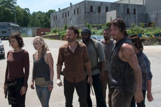 The Walking Dead 4x08
