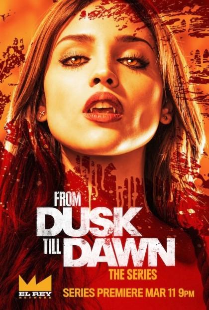 From Dusk Till Dawn - affiche