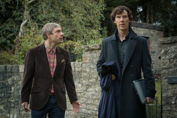 His Last Vow - Sherlock
