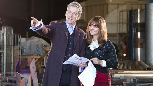 Peter Capaldi - Doctor Who saison 8